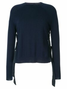 Onefifteen side tie top - Blue