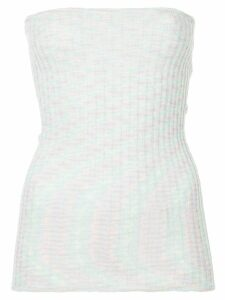Georgia Alice Boob Tube knitted top - Multicolour