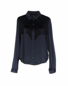 GANNI SHIRTS Shirts Women on YOOX.COM