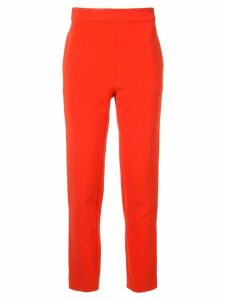 Macgraw tailored cigarette trousers