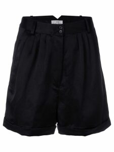 Forte Forte pleated shorts - Black