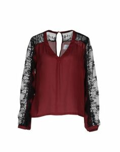 JOVONNA SHIRTS Blouses Women on YOOX.COM
