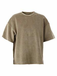 L'Eclaireur 'Shigoto' T-shirt - Green