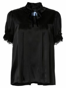 Macgraw Teddy Boy blouse - Black