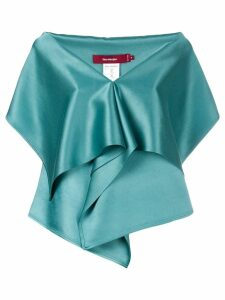 Sies Marjan draped blouse - Green