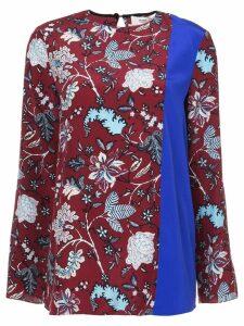 DVF Diane von Furstenberg Canton floral blouse - Multicolour