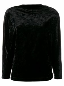 Plein Sud dolman sleeves blouse - Black