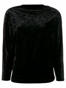 Plein Sud Dolman sleeve blouse - Black