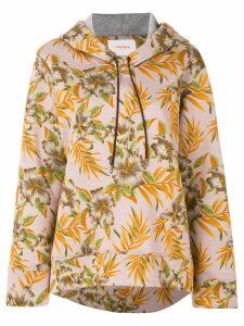 La Doublej Polinesia hoodie - Neutrals
