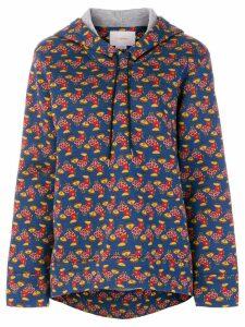 La Doublej printed hoodie - Multicolour
