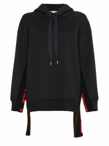 Stella McCartney ink all is love hoodie - Blue