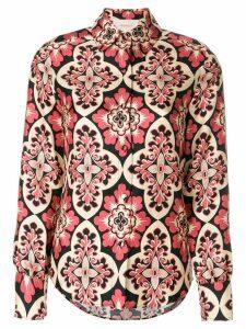 La Doublej Palazzo boy shirt - PINK