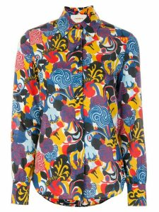 La Doublej Zoo shirt - Multicolour