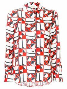 La Doublej Boy shirt - Red