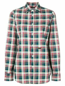 Dsquared2 plaid shirt - Multicolour