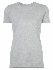 Adam Lippes crew neck cotton T-shirt - Grey