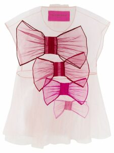 Viktor & Rolf So Many Bows T-shirt - PINK