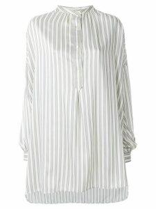 Isabel Marant Idoa striped tunic - NEUTRALS