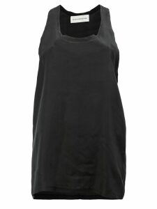 Faith Connexion racer back tank top - Black