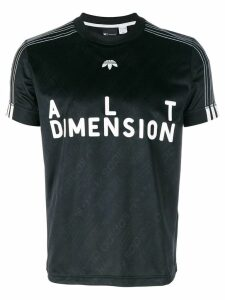 adidas Originals by Alexander Wang soccer T-shirt - Black