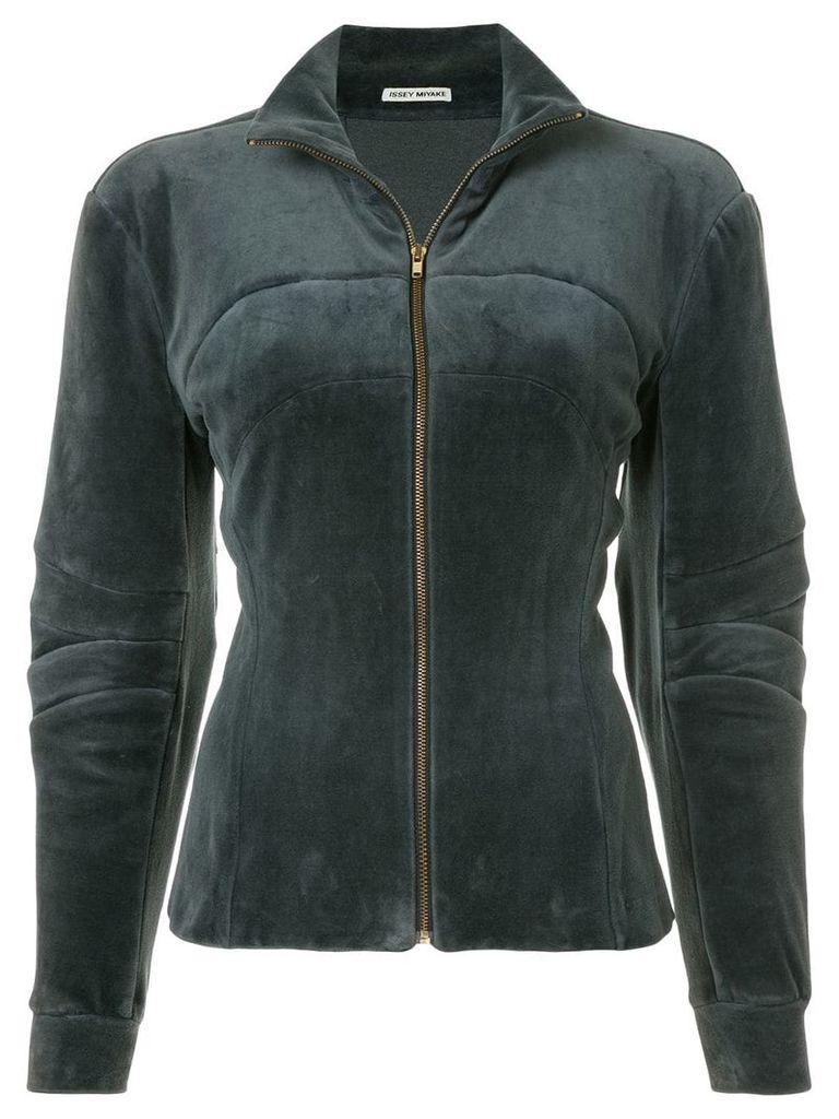 Issey Miyake Vintage track jacket - Grey