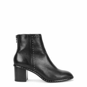 Rag & Bone Willow 50 Studded Leather Ankle Boots
