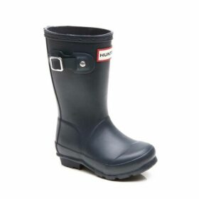 HUNTER Young Hunter Wellie Navy Size 21-29