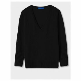 Winser London Cashmere V Neck Jumper