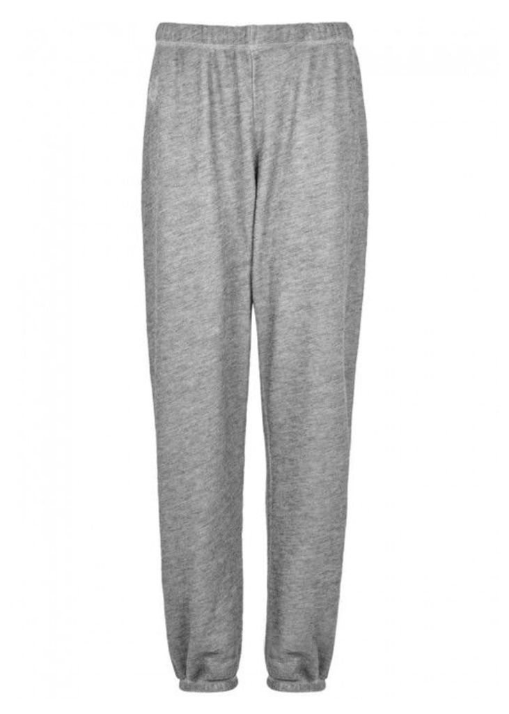 Wildfox Easy Grey Jersey Jogging Trousers