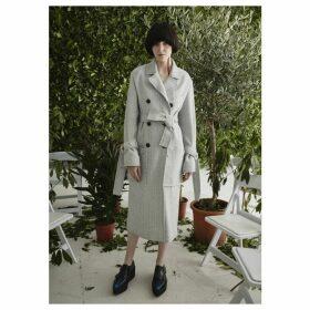 Jamie Wei Huang Tracy Coat Grey