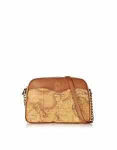 Alviero Martini 1A Classe Designer Handbags, Geo Classic Shoulder Bag