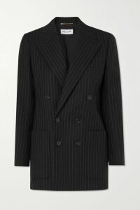 SJYP - Cropped Distressed Mid-rise Skinny Jeans - Gray