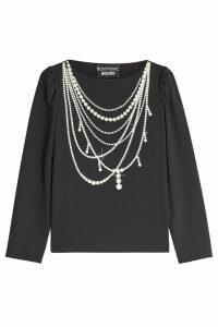 Boutique Moschino Printed Sweatshirt