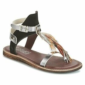 Casual Attitude  GEPLUME  women's Sandals in Silver