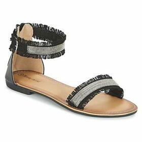Moony Mood  IVAE  women's Sandals in Black
