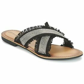 Moony Mood  IRTA  women's Mules / Casual Shoes in Black