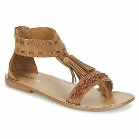 Minnetonka  CAROLLES  women's Sandals in Brown