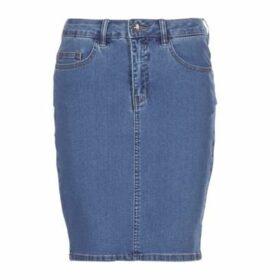 Vero Moda  VMHOT NINE  women's Skirt in Blue