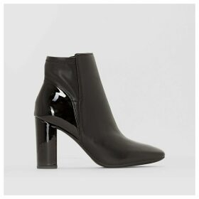 SYMPHONIE Heeled Ankle Boots