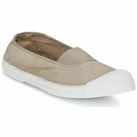 Bensimon  TENNIS ELASTIQUE  women's Shoes (Trainers) in Beige