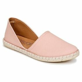 Casual Attitude  IALPP  women's Espadrilles / Casual Shoes in Pink