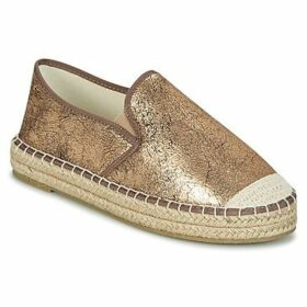 Les Petites Bombes  MAYA  women's Espadrilles / Casual Shoes in Gold