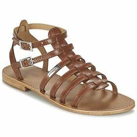Les Tropéziennes par M Belarbi  HIC  women's Sandals in Brown