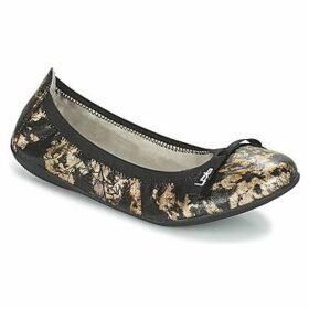 Les Petites Bombes  ELLA  women's Shoes (Pumps / Ballerinas) in Black