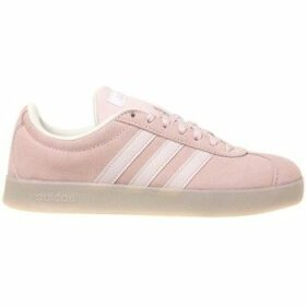 adidas  0 W  women's Shoes (Trainers) in Pink