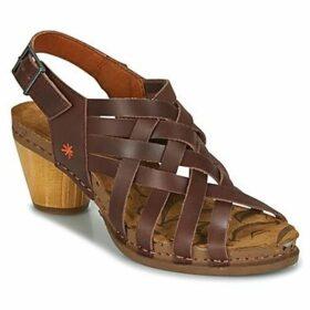 Art  I LAUGH 1114  women's Sandals in Brown