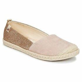 Roxy  FLORA II J SHOE NAT  women's Espadrilles / Casual Shoes in Pink