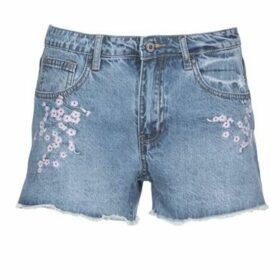 Deeluxe  STAR  women's Shorts in Blue