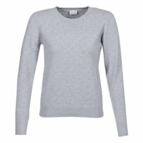 Vila  VISPONTANA  women's Sweater in Grey