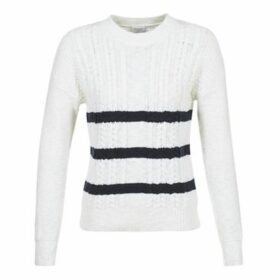 Vila  VIRAVANA  women's Sweater in White
